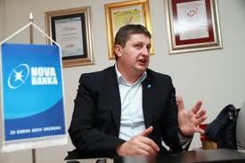 Radović: I u godini krize rast aktive od 200 miliona KM