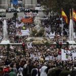 U Madridu demonstriralo na desetine hiljada ljekara