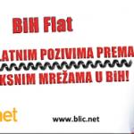 Besplatni pozivi prema SVIM fiksnim mrežama u BiH uz blicTEL!