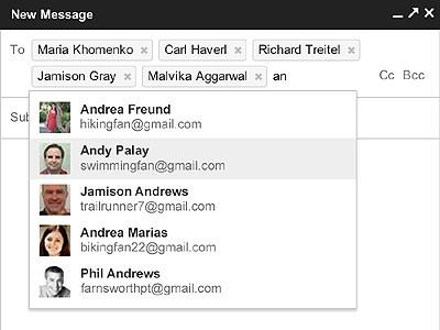 Namjestite novi Gmail