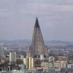 Najviši svjetski hotel u Pjongjangu