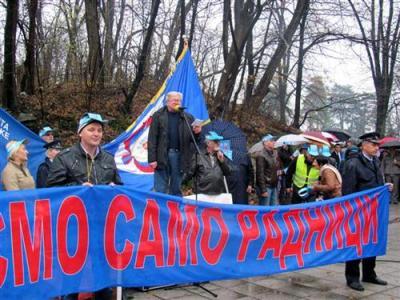 Jandrić: Nećemo dozvoliti smanjenje plata