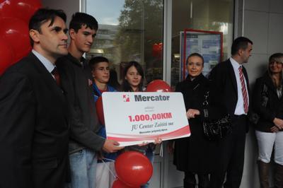 Mercator otvorio novi supermarket u Banjaluci