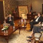 Razgovori o intenziviranju saradnje Srpske i Srbije