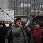 U Ljubljani protestuje 10.000 ljudi