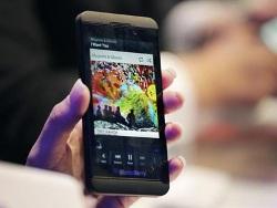 Predstavljen novi BlackBerry 10
