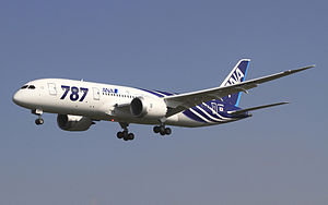 Skupo prizemljenje Boinga 787