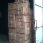 Oduzeto 14.200 paklica cigareta