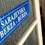 Sedmični promet na Sarajevskoj berzi 214.220.265 KM