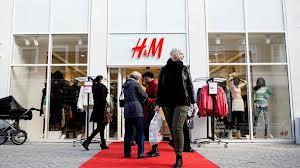 H&M robu ne prodaje ni na sniženju