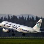 Adria Airways: Prošle godine 15 odsto manje putnika