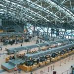 Otežan aviosaobraćaj zbog štrajka radnika obezbjeđenja