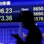 Azijske berze porasle, jen ojačao