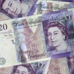 Zaustavljen četvorodnevni pad funte