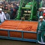 "Kobasica za ""Ginisa"" duga 2.029 metara i teška 2.300 kg"