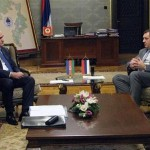 Mustafajev: Saradnja sa Srpskom prioritet
