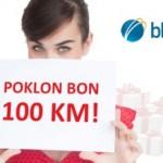 Blicnet: Akcija- poklon bon 100 KM