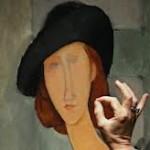 Modiljanijeva slika 42,3 miliona dolara