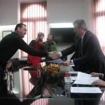 Ugovor o izgradnji trećeg kolektora