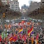 U Španiji desetine hiljada protiv nezaposlenosti