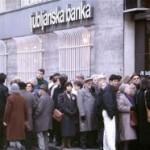 Slovenci razočarani jer moraju platiti odštetu štedišama