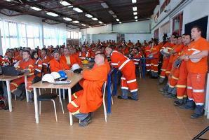 Prioritet – zaštita radnika na radu