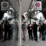 Ponovo dugi redovi ispred banaka na Kipru