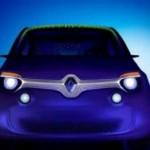 Plavi svemirac: Renault Twin'Z