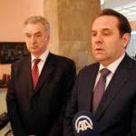 Ljajić i Šarović: Dostići robnu razmjenu od dvije milijarde evra