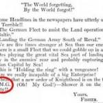 Skraćenica OMG se prvi puta pojavila još 1917.