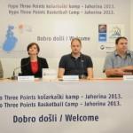 "Nesterović zvanični promoter košarkaškog kampa ""Hypo Three Points Jahorina 2013"""