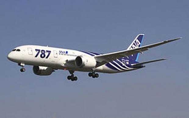 boing 787 drimlajner