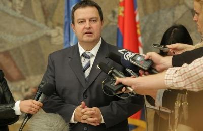 Dačić: Srbija pouzdana za investitore