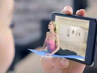 Stižu mobilni sa 3D ekranima?