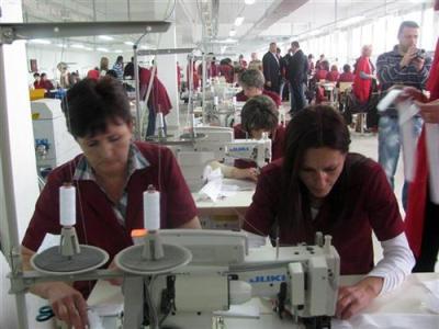 Izvoz tekstila, kože i obuće dostigao 650 miliona evra