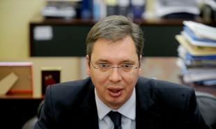 Vučić na otvaranju fabrike u Aleksincu