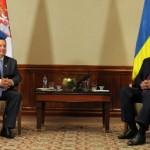 Dačić i Janukovič o mogućnostima unapređenja saradnje
