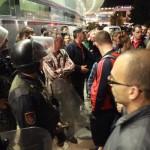 Dramatična blokada Parlamenta je gotova, poslanici i stranci otišli kući