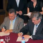 Mićić i Đurić potpisali memorandum o saradnji