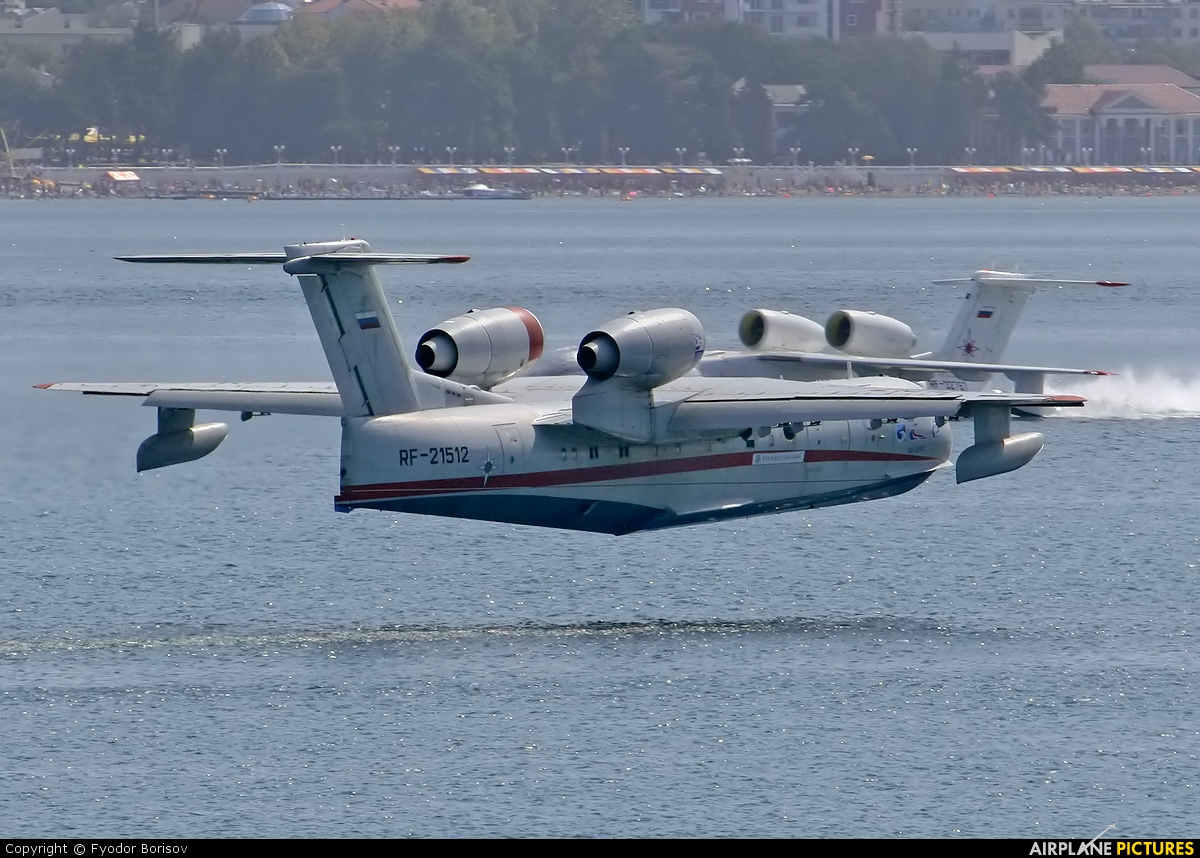 avion Berijev Be-200