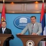 Dodik: Odnosi Srpske i Srbije na najboljem mogućem nivou