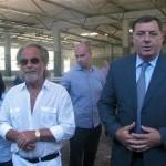 Dodik: Vlasti Srpske pomažu realizaciju projekata u Nevesinju