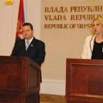 Dačić: Prioritet Srbije održavanje veza i podrška Srpskoj