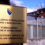 Sud BiH večeras o zahtjevu tužilaštva za određivanje pritvora osumničenim za finansijski kriminal