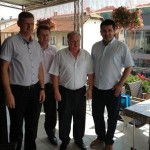 Potpredsjednik u posjeti opštini Lopare