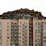 Arhitektura u Pekingu: Bogati biznismen sagradio vilu na vrhu zgrade