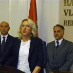 Cvijanović: Vlada ispunila sve što je najavila