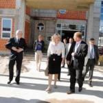 Cvijanović izrazila zadovoljstvo dinamikom izgradnje škole u Čelincu