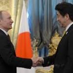 Putin i Abe razgovaraju o ekonomiji