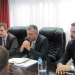 Ćosić: Radojičić upoznat o problemima lokalne zajednice
